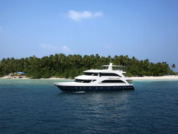 Atoll Cruiser Isole Maldive