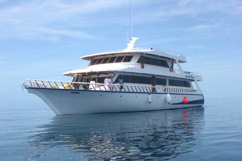 Conte Max Isole Maldive