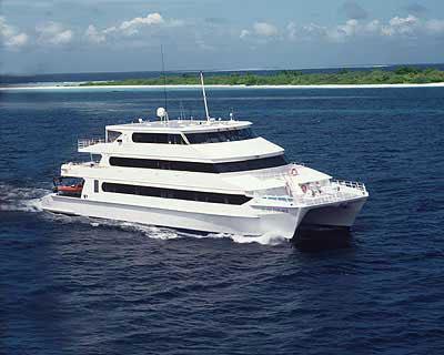 Four Season Explorer Isole Maldive