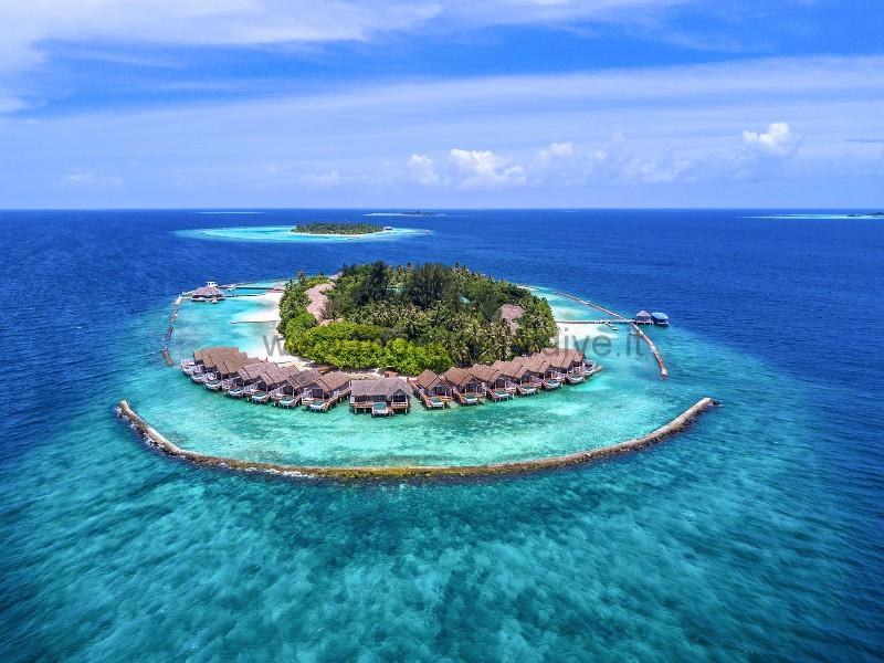 Amaya Kuda Rah Ari Sud Isole Maldive