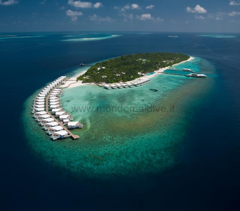 Amilla Fushi Baa Isole Maldive
