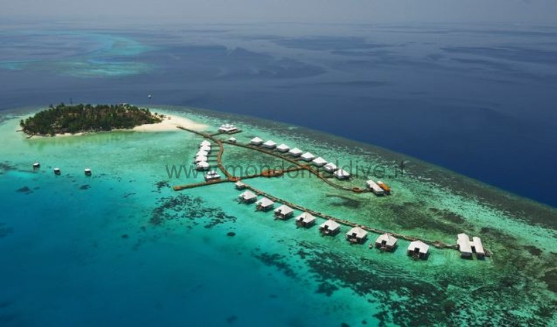 Athuruga Diamonds Island Resort Ari Sud Isole Maldive