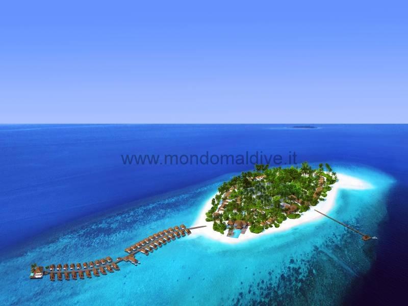 Baglioni Resort Maldives Dhaalu Isole Maldive