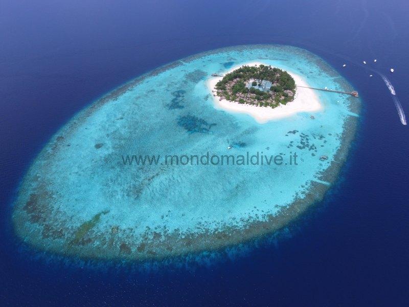 Banyan Tree Vabbinfaru Male Nord Isole Maldive