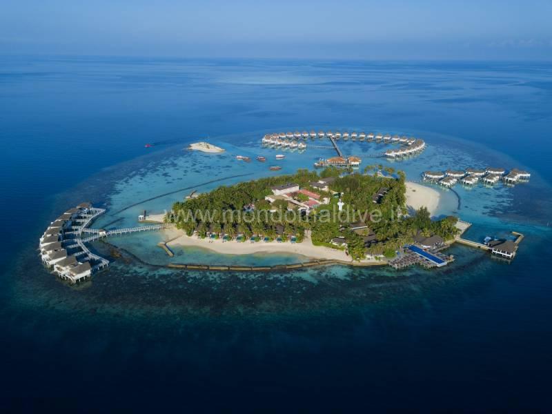 Centara Grand Island Ari Sud Isole Maldive