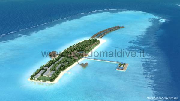 Club Med Finolhu Villas Male Nord Isole Maldive