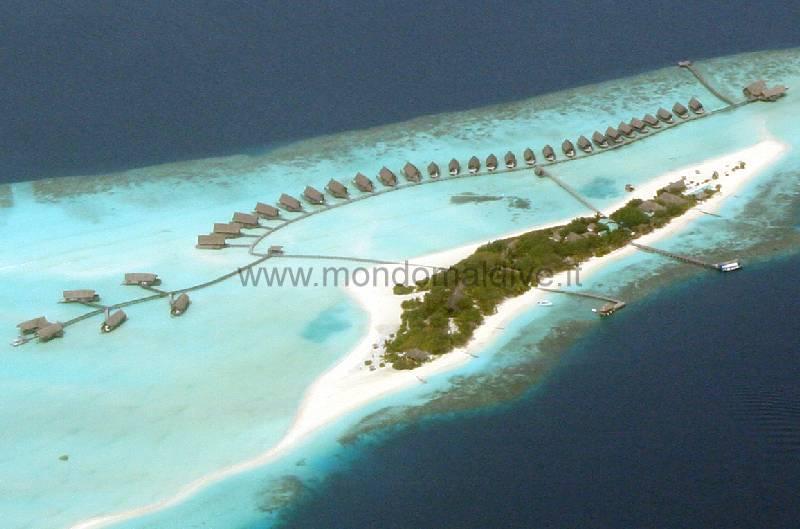 COMO Cocoa Island Male Sud Isole Maldive