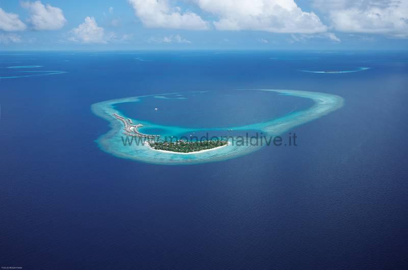 Constance Halaveli Resort Ari Nord Isole Maldive