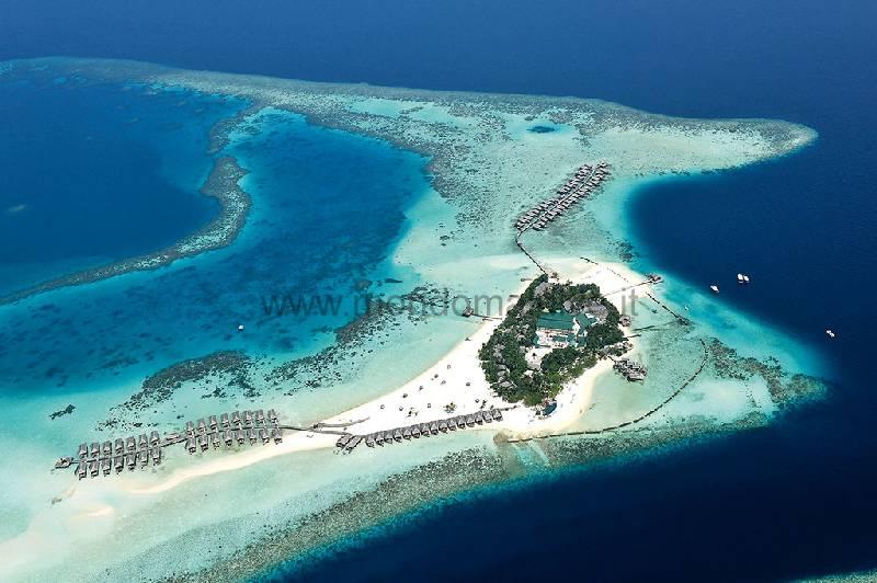 Constance Moofushi Ari Sud Isole Maldive