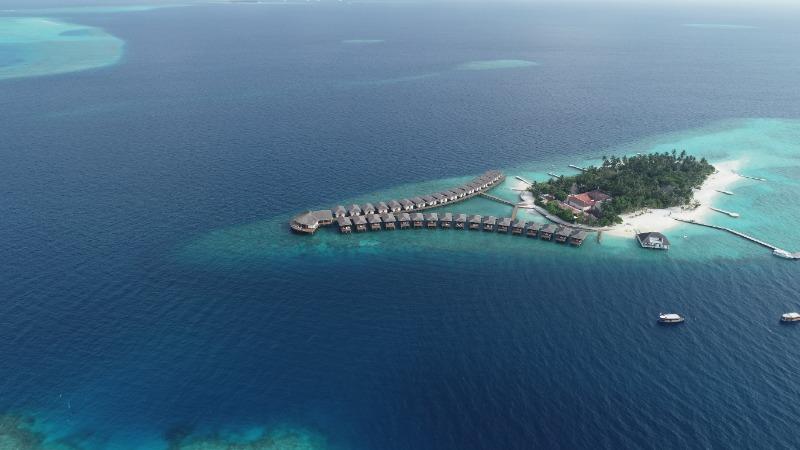 Dhiggiri Tourist Resort Felidhoo Isole Maldive