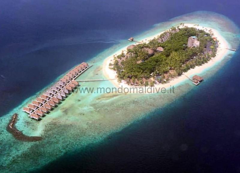 Dreamland Unique Island Baa Isole Maldive