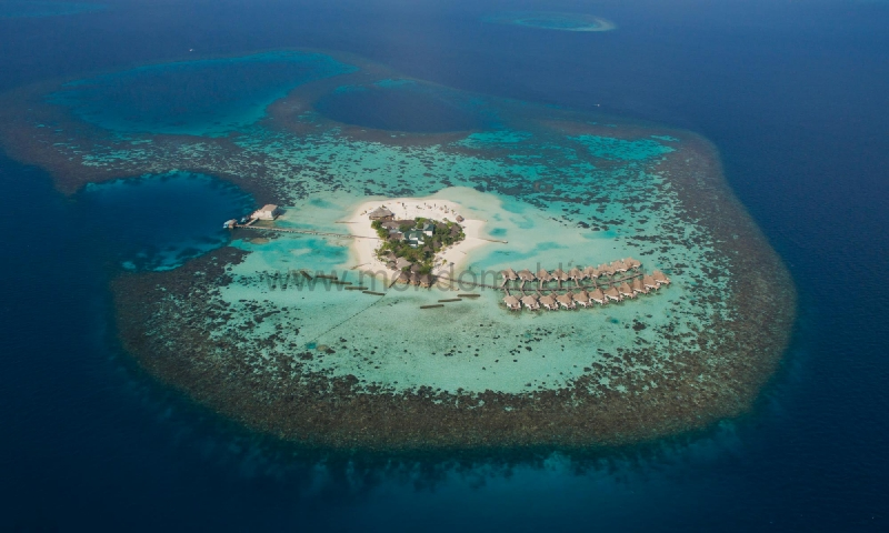 Drift Thelu Veliga Retreat Maldives Ari Sud Isole Maldive