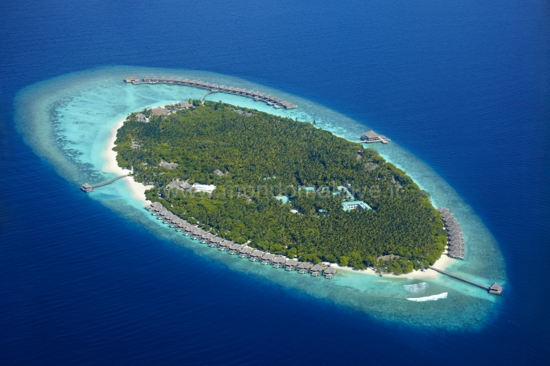 Dusit Thani Maldives Baa Isole Maldive