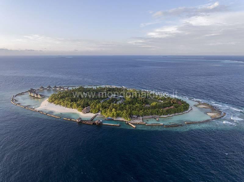 Ellaidhoo Maldives by Cinnamon Ari Nord Isole Maldive