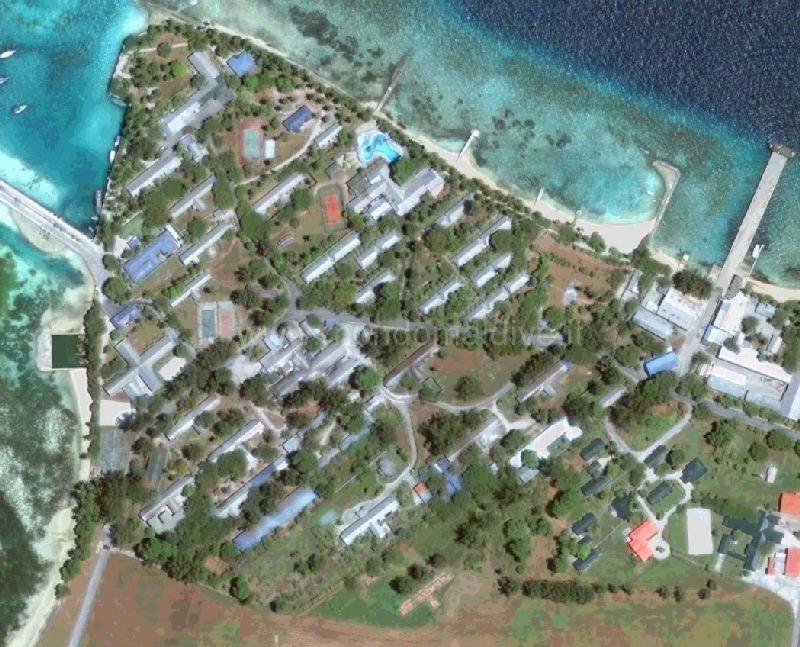 Equator Village Addu Isole Maldive