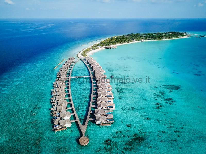 Fairmont Maldives Sirru Fen Fushi Shaviyani Isole Maldive