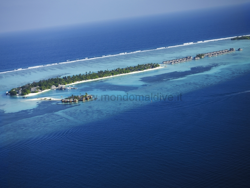 Four Seasons Kuda Huraa Male Nord Isole Maldive