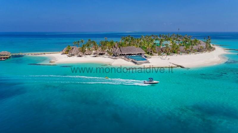 Fushifaru Maldives Lhaviyani Isole Maldive
