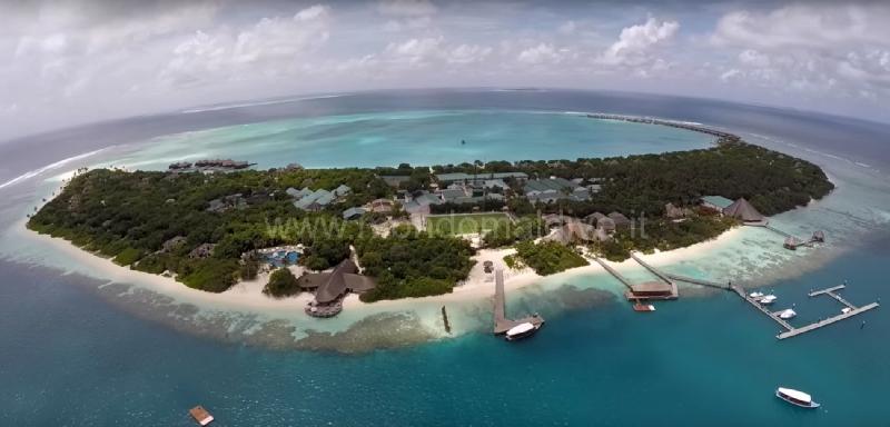 Hideaway Beach Resort & Spa Maldives Haa Alifu Isole Maldive