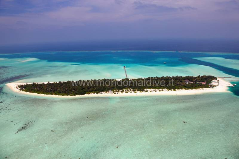 Holiday Island Ari Sud Isole Maldive