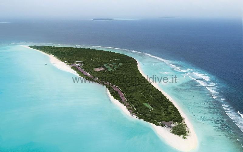 Hondaafushi Island Resort Haa Dhaalu Isole Maldive