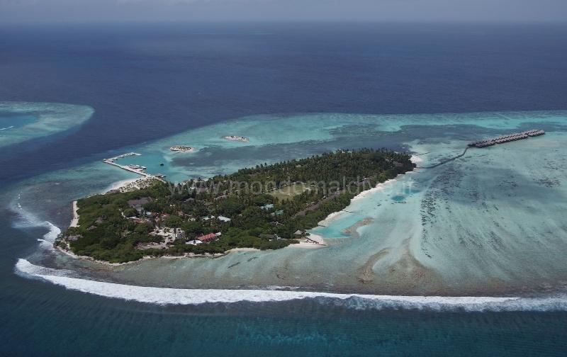 Adaaran Hudhuran Fushi Select Male Nord Isole Maldive