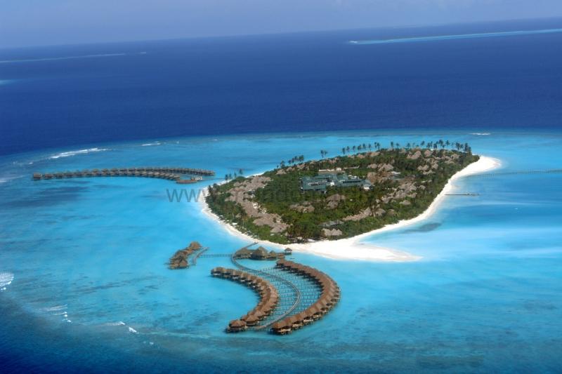 The Sun Siyam Iru Fushi Maldives Noonu Isole Maldive