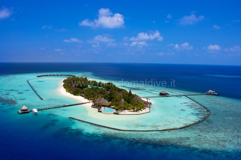 Komandoo Island Resort Lhaviyani Isole Maldive