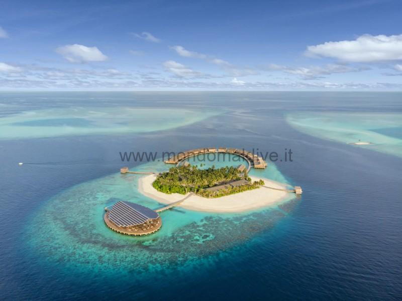 Kudadoo Maldives Lhaviyani Isole Maldive