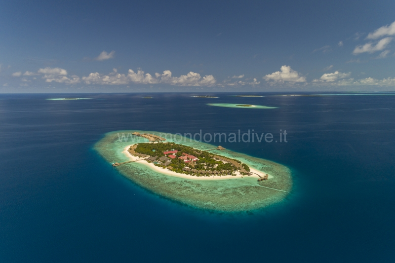 Kudafushi Resort & Spa Raa Isole Maldive