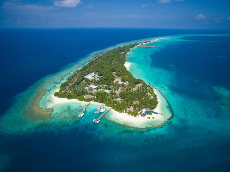 Kuramathi Island Resort Rasdhoo Isole Maldive