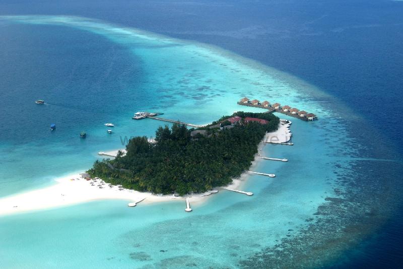 Maayafushi Tourist Resort Ari Nord Isole Maldive