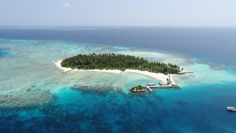 Makunudu Island Male Nord Isole Maldive