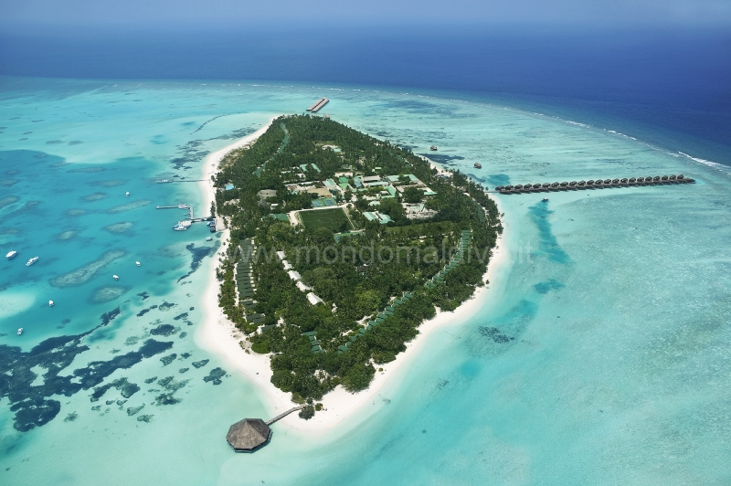 Meeru Island Resort Male Nord Isole Maldive