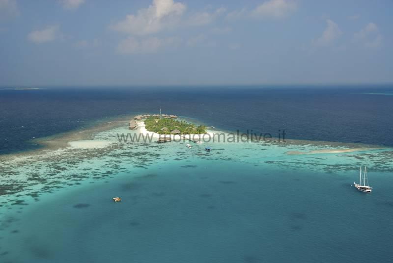 Mirihi Island Resort Ari Sud Isole Maldive