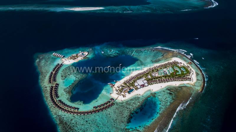 Oblu Select at Sangeli Male Nord Isole Maldive