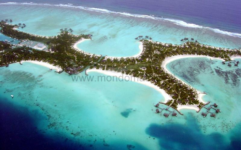 One&OnlyReethi Rah Male Nord Isole Maldive