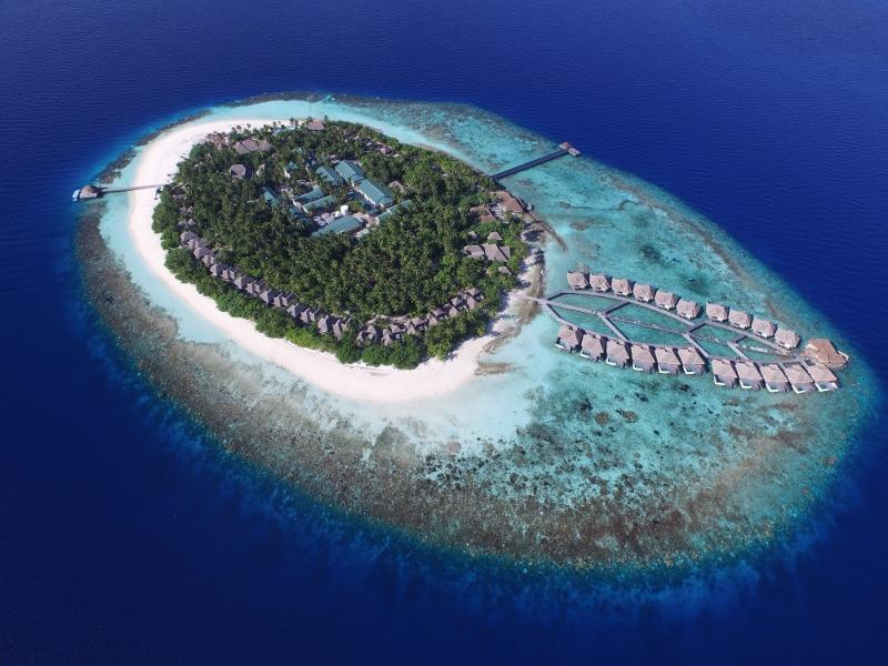 Outrigger Konotta Maldives Resort Gaafu Dhaalu Isole Maldive