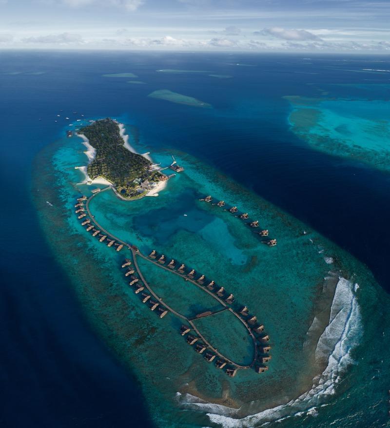 Ozen Reserve Bolifushi Male Sud Isole Maldive