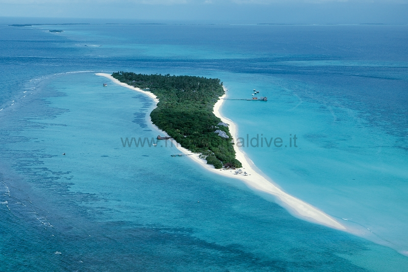 Palm Beach Island Resort & Spa Lhaviyani Isole Maldive