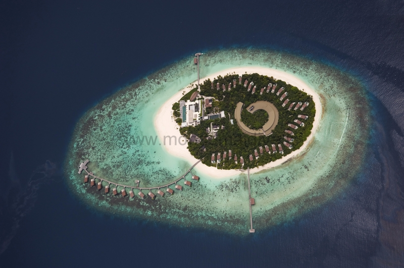 Park Hyatt Hadahaa Gaafu Alifu Isole Maldive