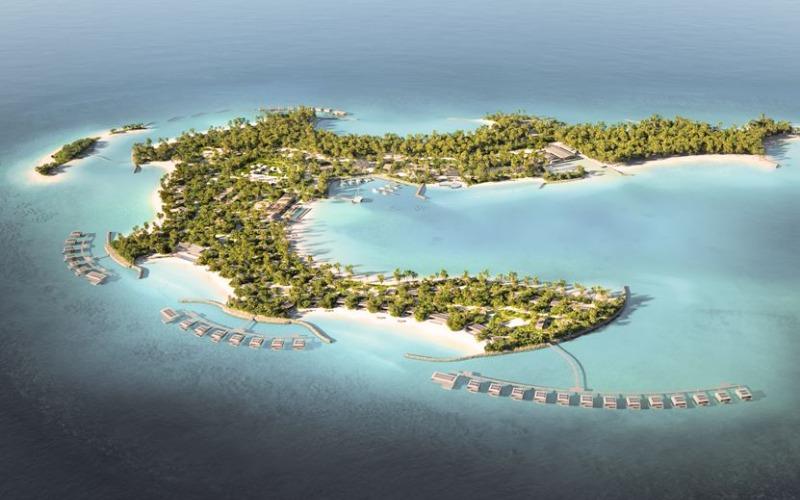 Patina Maldives Male Nord Isole Maldive
