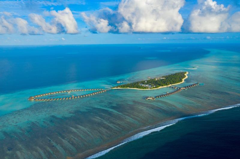 Pullman Maldives Maamutaa Resort Gaafu Alifu Isole Maldive