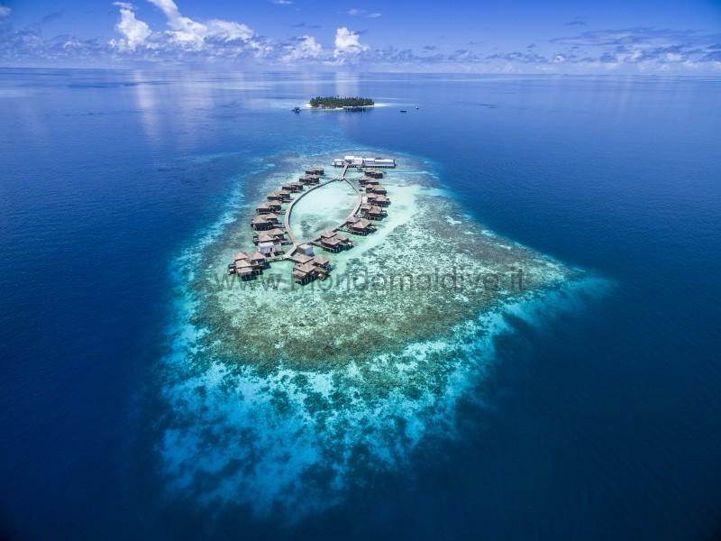 Raffles Maldives Meradhoo Gaafu Alifu Isole Maldive