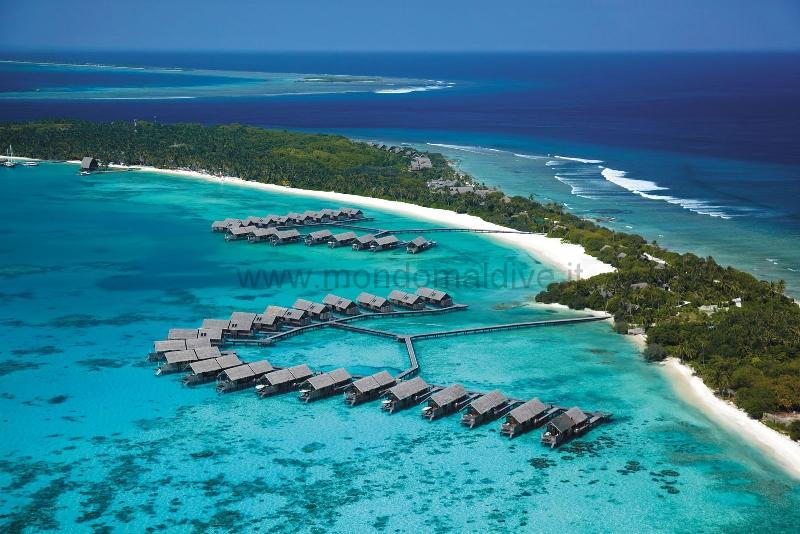 Shangri-La's Resort & Spa Addu Isole Maldive