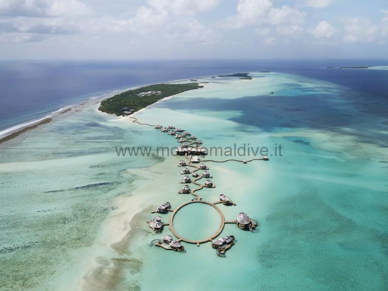 Soneva Jani Noonu Isole Maldive