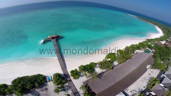 The Barefoot Eco Hotel Haa Dhaalu Isole Maldive