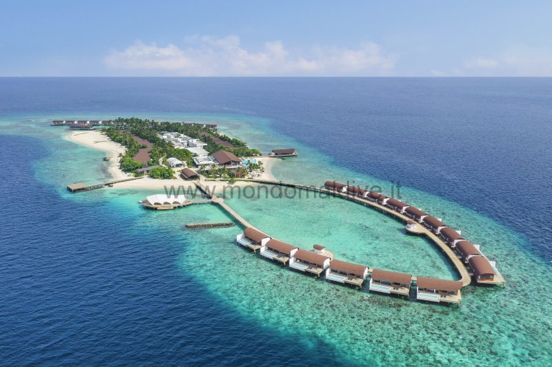 The Westin Maldives Miriandhoo Resort Baa Isole Maldive