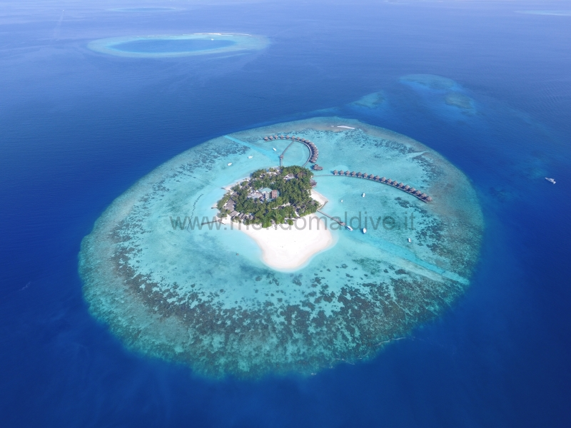Thulhagiri Island Resort Male Nord Isole Maldive