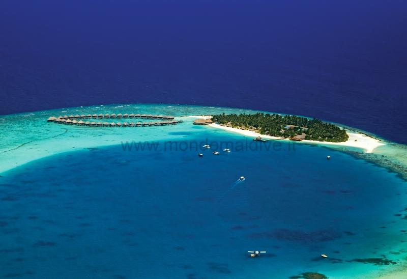 Sun Siyam Vilu Reef Dhaalu Isole Maldive